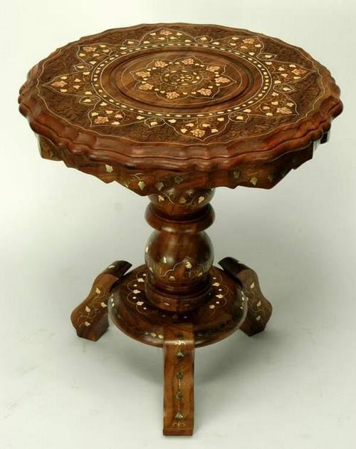 Резная мебель из дерева фото