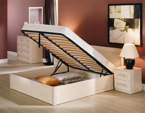 Подъемная кровать фото
