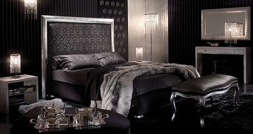 Хрустальные светильники для спальни