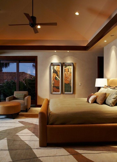Декоративная подсветка стен и картин