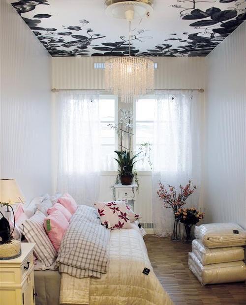 Красивые оболи для потолка