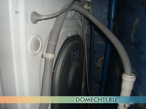 Как установить стиральную машину своими руками фото