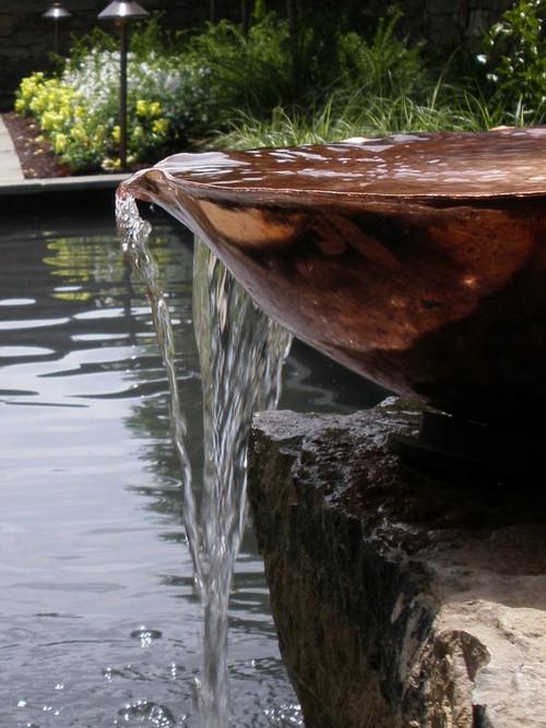 Дачные фонтаны фото