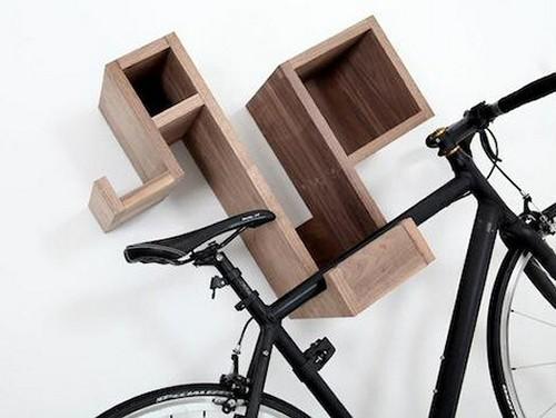 Хранение велосипеда в квартире фото
