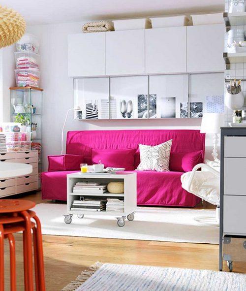 Кушетка IKEA для кухни