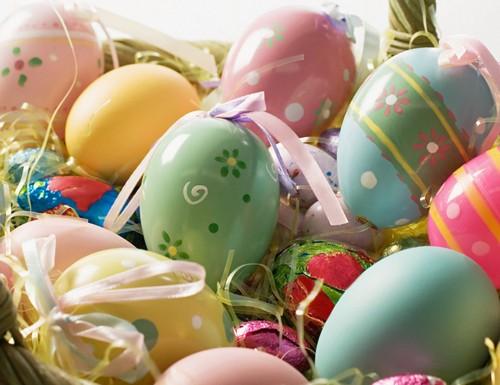 Пасхальные яйца 2013 фото