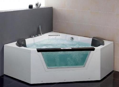 Проверка правильности установки ванны джакузи