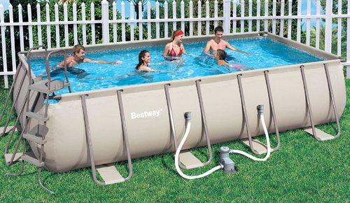 какой бассейн лучше для дачи