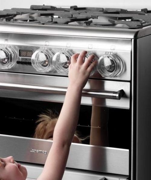 Защита от включения конфорок плиты