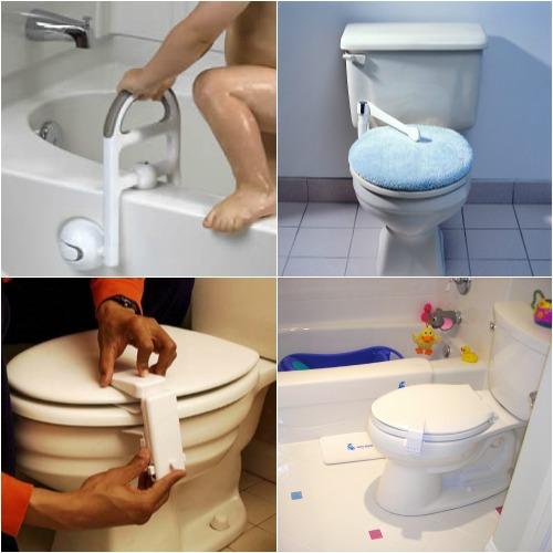 Как обеспечить безопасность детей в ванной комнате