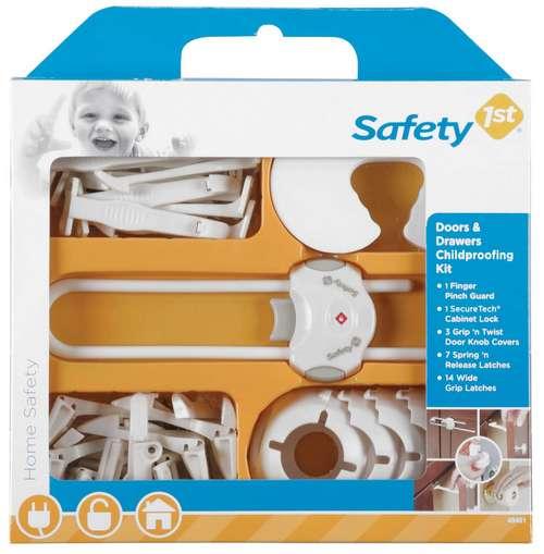 набор для безопасности детей дома