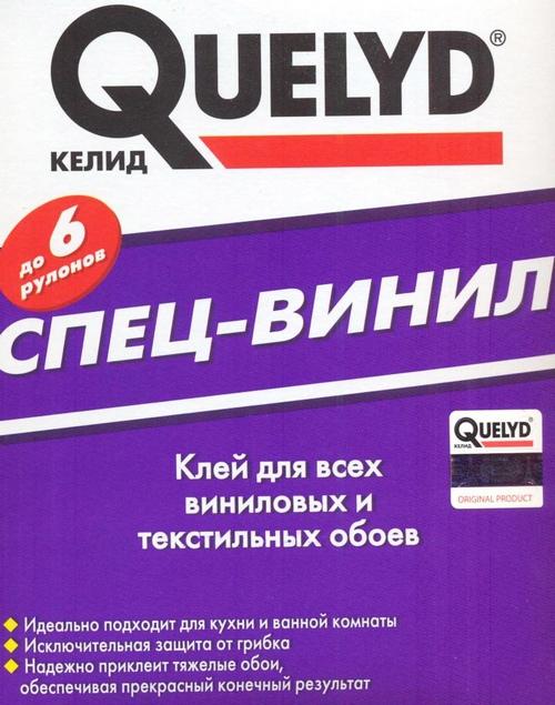 Клей для виниловых обоев Quelyd