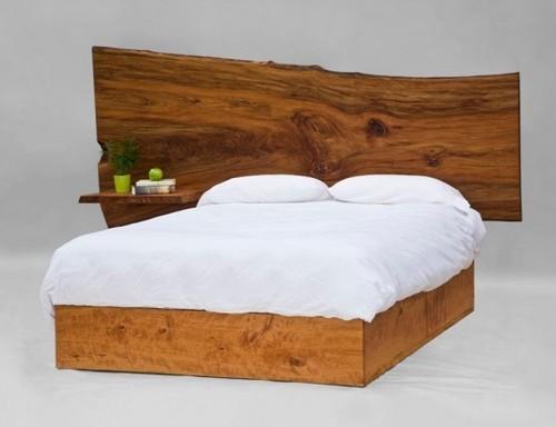 Мебель из массива дерева для спальни