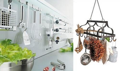 Содержание кухонной утвари в порядке