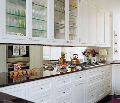 Дизайн рабочей зоны кухни