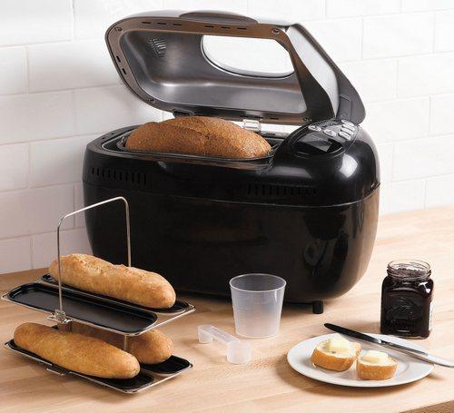 Новые модели хлебопечек фото