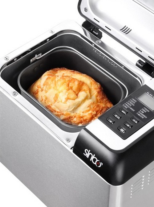 Функции и дисплей домашней хлебопечки