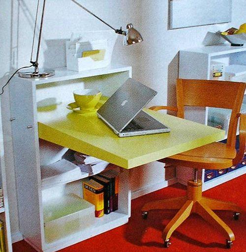 Шкаф с откидным столом фото