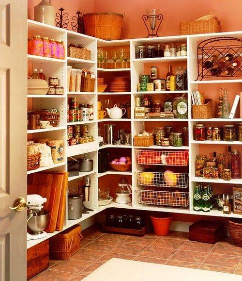 Кладовая комната в квартире