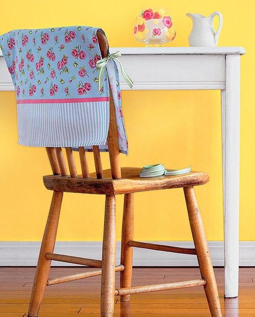 Красивые накидки на стулья