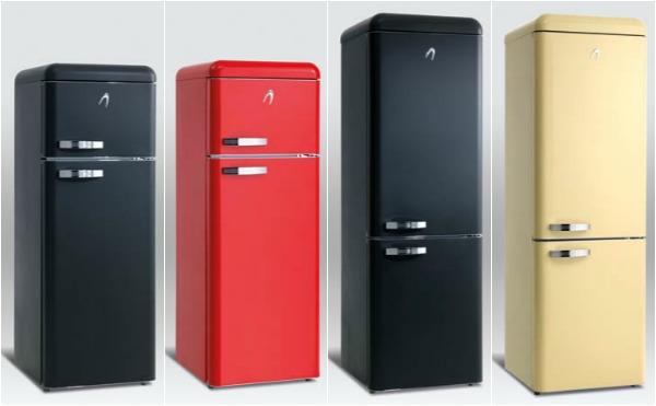 Холодильники ретро от Scan Domestic фото