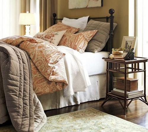 Prekrasna fotografija u krevetu