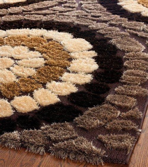 Скульптурные ковры фото