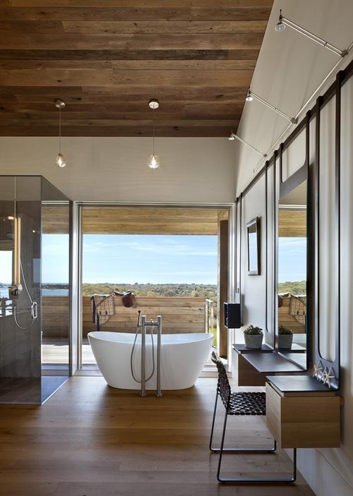 Большая спальня с ванной и гардеробной