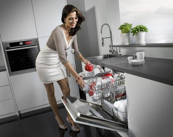 как расставить технику на кухне