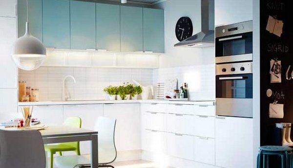 как разместить мебель на кухне