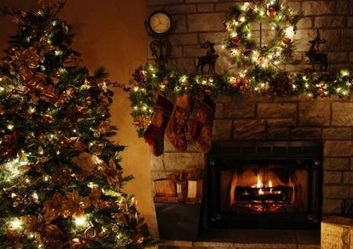 Гирлянды для новогодних украшений