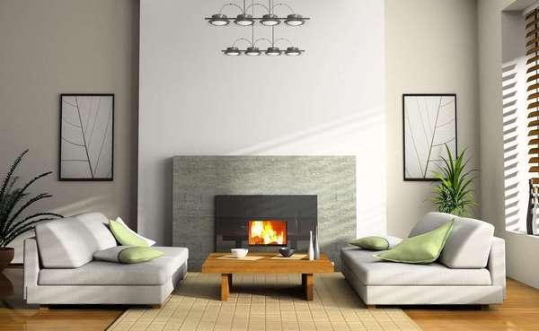 Мебель для гостиной в стиле минимализм фото