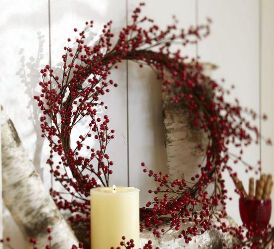 Оригинальные украшения для дома на Новый год