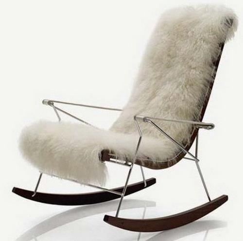 Мебель кресло качалка для дома