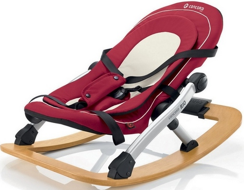 Детское кресло-качалка фото