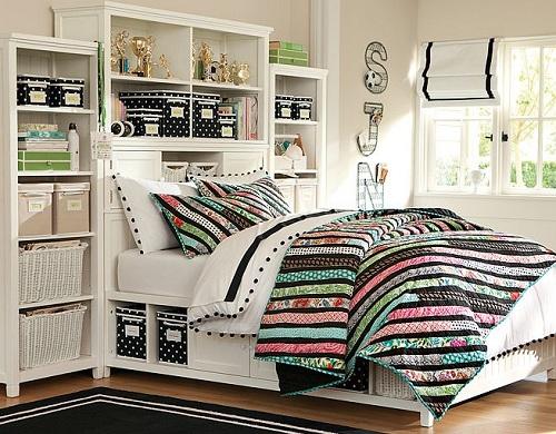 Стили комнат для девушек