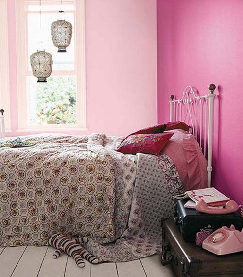 Цвет комнаты для девушки фото