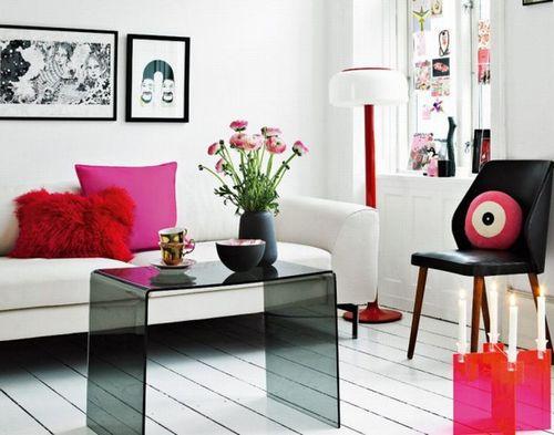 Современная комната для девушки фото