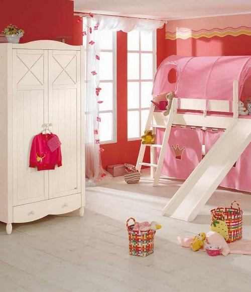 Как оформить игровую зону в детской комнате