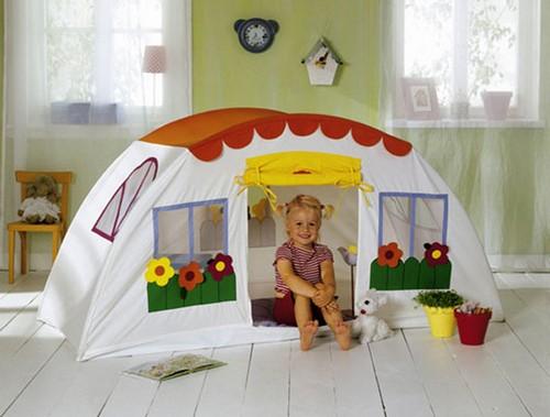 Игровой домик палатка для детей