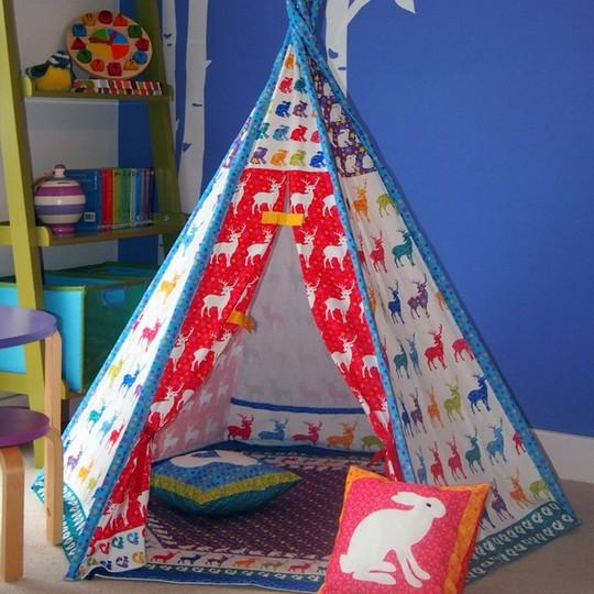 Детские игровые домики палатки