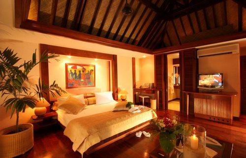 Комната в стиле бунгало фото