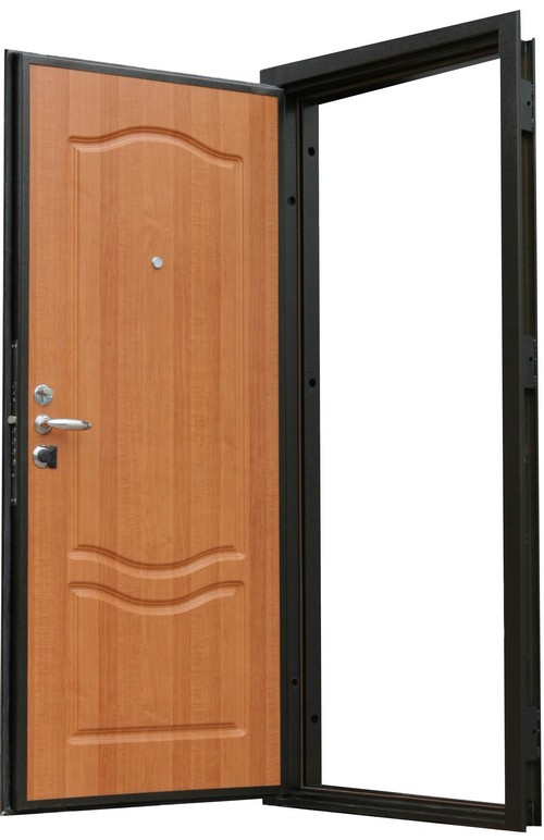 Уход за филенчатыми дверями