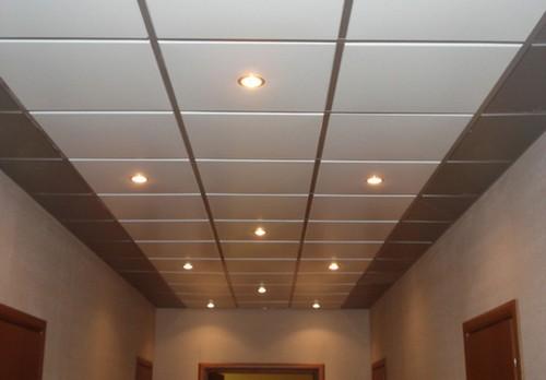Кассетные потолки в интерьере