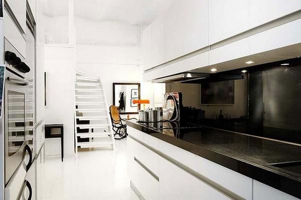 Мебель в стиле хай-тек фото