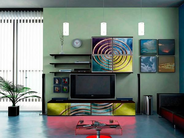 Современная мебель стиль хай-тек фото