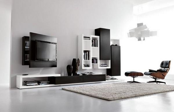 Высокотехнологичная мебель в стиле хай-тек