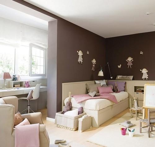 детская комната совмещенная с балконом фото