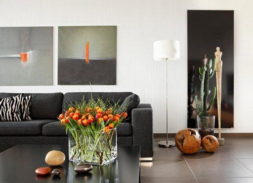 Инфракрасные панели отопления Redwell в виде картин
