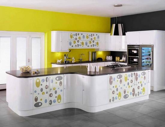 Как обновить мебель на кухне